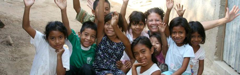 Heidi Kana & kids
